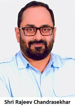 Shri Rajeev Chandrasekhar